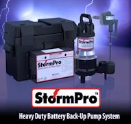 Storm Pro Battery