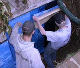 Wet Proofing Membranes
